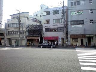 六角家(遠景)