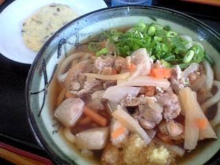 馬渕製麺所(しっぽくと天ぷら2)