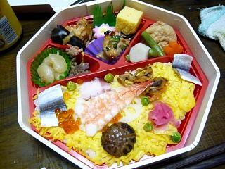 祭り寿司(全景)