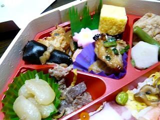 祭り寿司(さらにアップ)