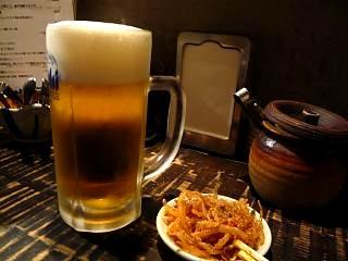 狼煙(生ビール)