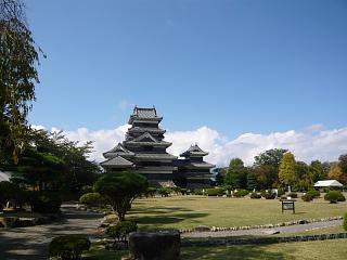 松本城内(その1)