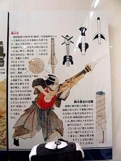 博物館(鉄砲)