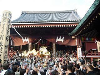浅草寺(人出3)
