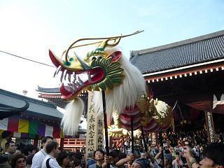 浅草寺(竜)