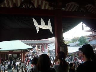 浅草寺(境内)