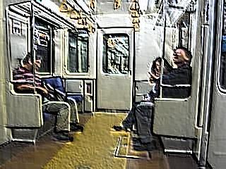 地下鉄(集合写真)