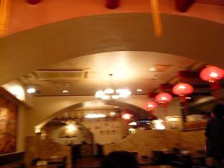 中華料理屋(店内)