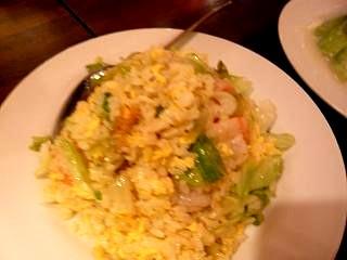 中華料理屋(炒飯)