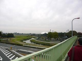 熊谷陸上競技場(全景1)