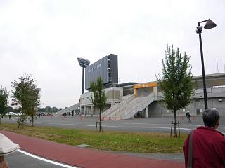 熊谷陸上競技場(全景2)