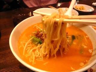 中華料理屋(坦々麺ヲタ撮り)