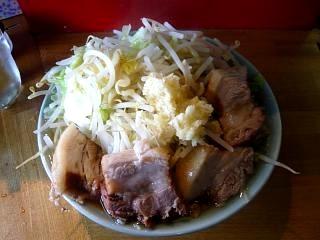ラーメン髭(お歳暮チャーシュー麺)