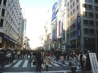 銀座(中央通り2)