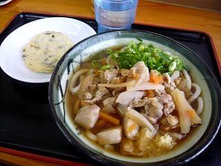馬渕製麺所(しっぽくと天ぷら1)