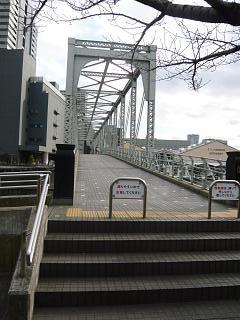 運河(鉄橋)