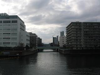 運河(上り方面)