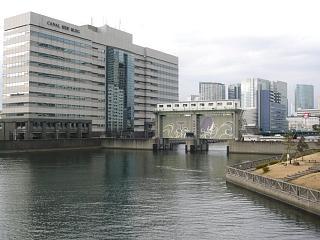 運河(水門)