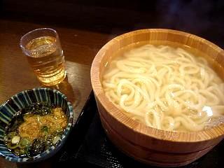 丸亀製麺(釜揚げうどん)