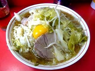 ラーメン二郎三田本店(小豚2)