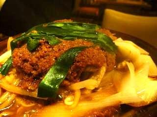 竹亭(鴨味噌焼き)