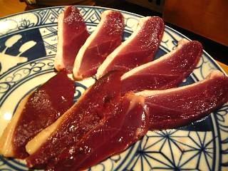 竹亭(鴨肉)