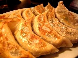 中華(焼き餃子)