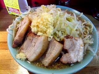 ラーメン髭(チャーシュー麺)