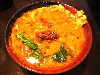 北斗辛軒(坦々麺)