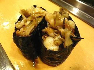 栄寿司(たいらぎひも)