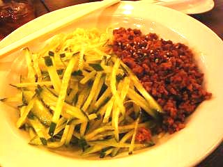 中華料理屋(じゃじゃ麺)