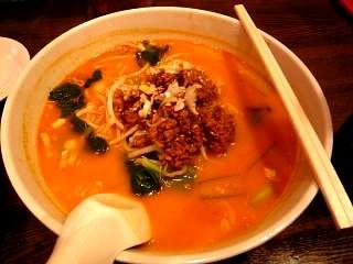 江南春(坦坦麺)