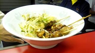 二郎千住大橋駅前店(ツマミ豚デカ丼)