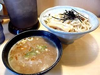 参○五(つけ麺・全体)