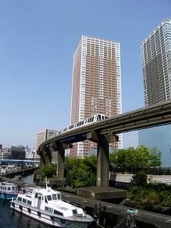 芝浦運河(その1)