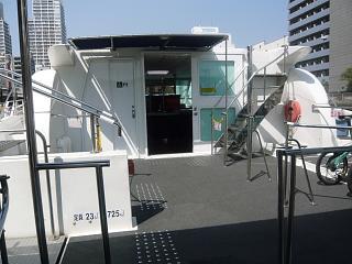芝浦運河(乗船その3)