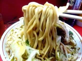 ラーメン二郎三田本店(小豚ヲタ撮り1)