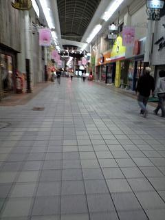 高松の商店街