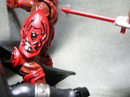 モモタロスと矢