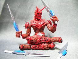無限の剣製モモタロス