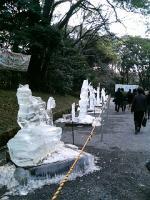 全国氷彫刻展1