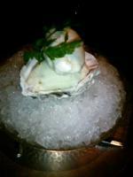 牡蠣アイス