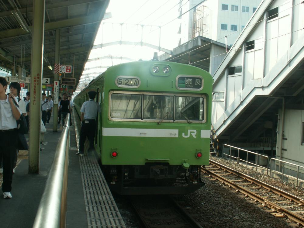 奈良区103系