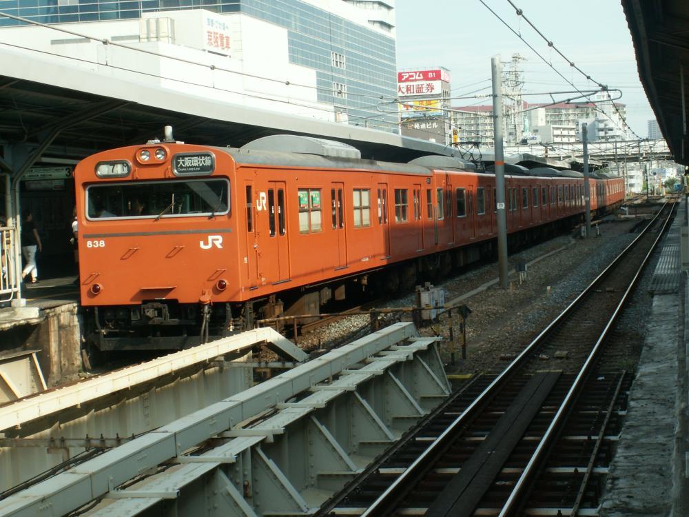 京橋:103系
