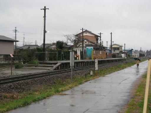 JR久留里線 俵田駅 全景