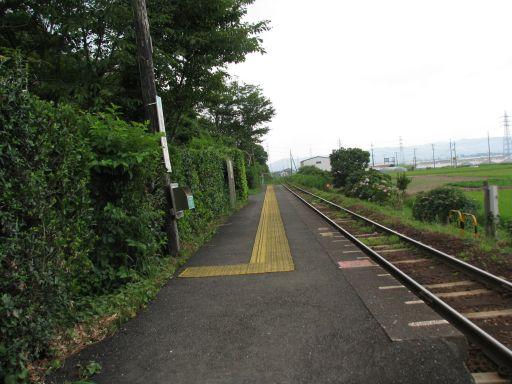 JR久留里線 下郡駅 ホーム全景