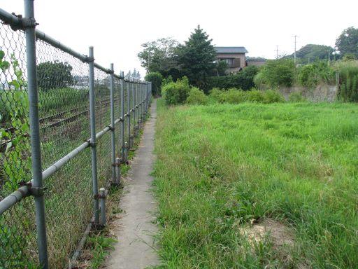 JR久留里線 下郡駅 駅前通路