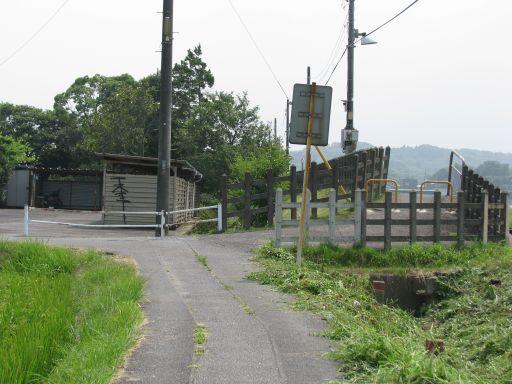 JR久留里線 東清川駅 出口近景