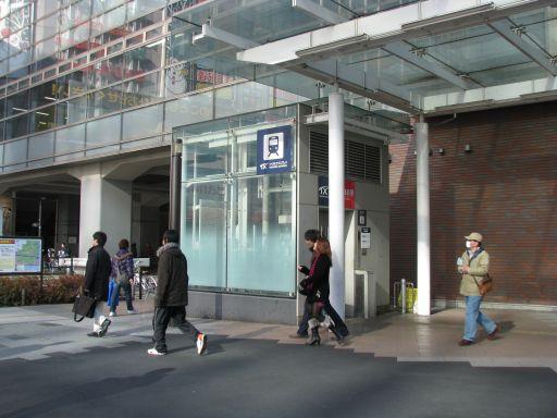 首都圏新都市鉄道つくばエクスプレス 秋葉原駅 A2出口エレベーター