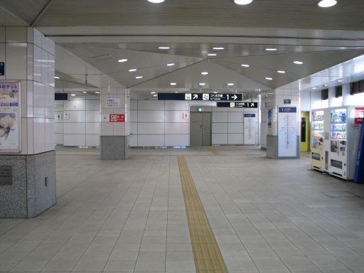 首都圏新都市鉄道つくばエクスプレス 南千住駅 改札内
